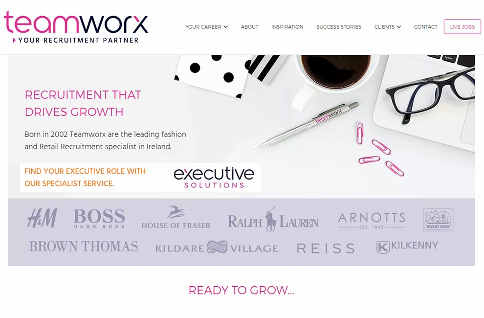 Teamworx Recruitment