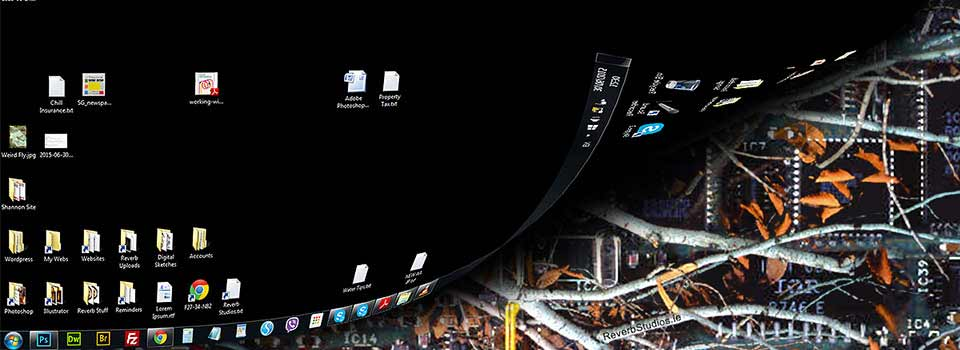 Under My Desktop